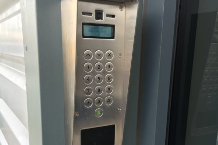 Video Entry Integrated Access Control System