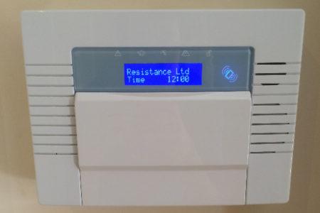 Wireless Intruder Alarm